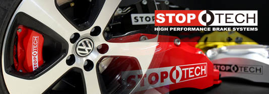 STOPTECH HIGH PERFORMANCE BRAKE SYSTEMS
